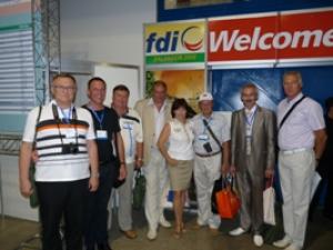 FDI-2010 - Бразилия